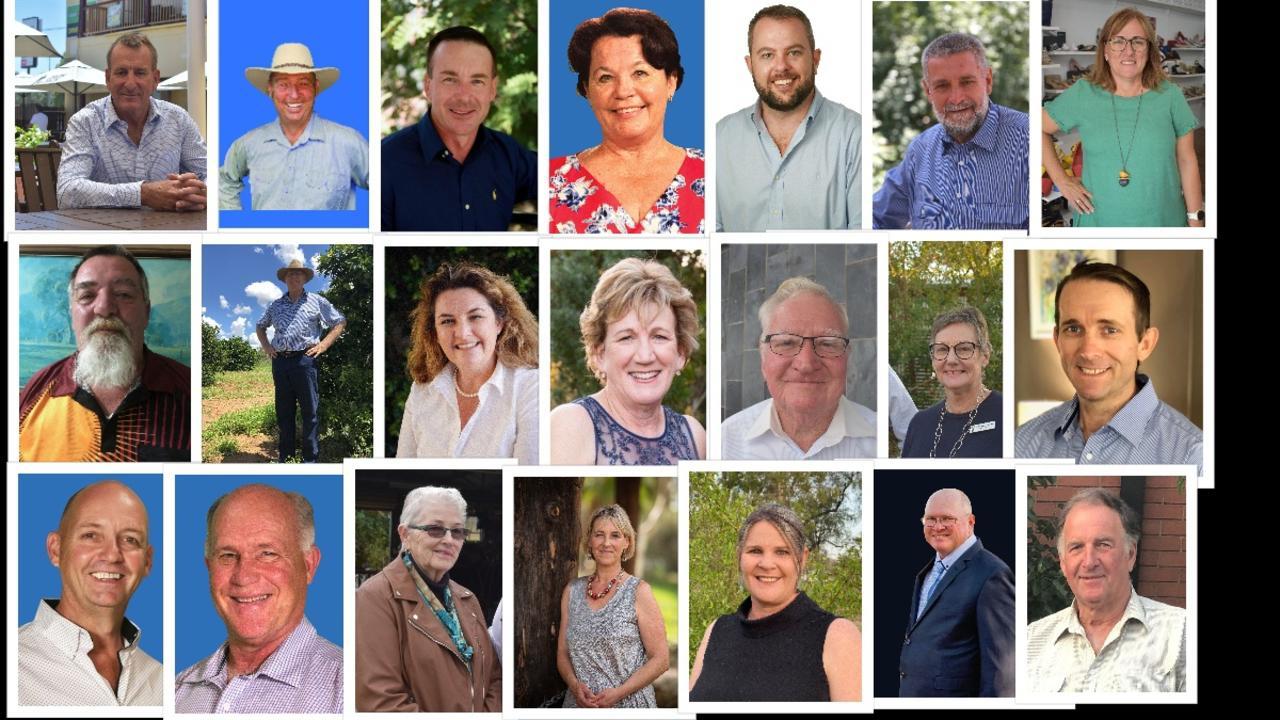 Maranoa Regional Council candidates