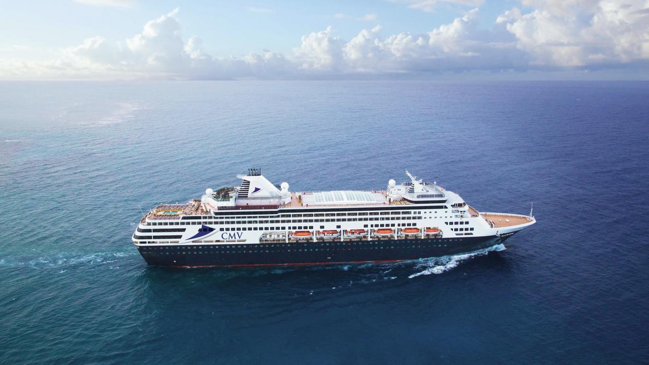 Cruise and Maritime Voyages' Vasco da Gama.