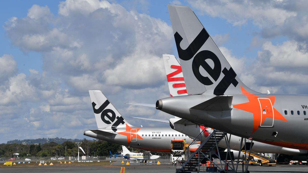 Virgin Australia has postponed flights to and from the Sunshine Coast until at least June 14 with Jetstar set to follow.