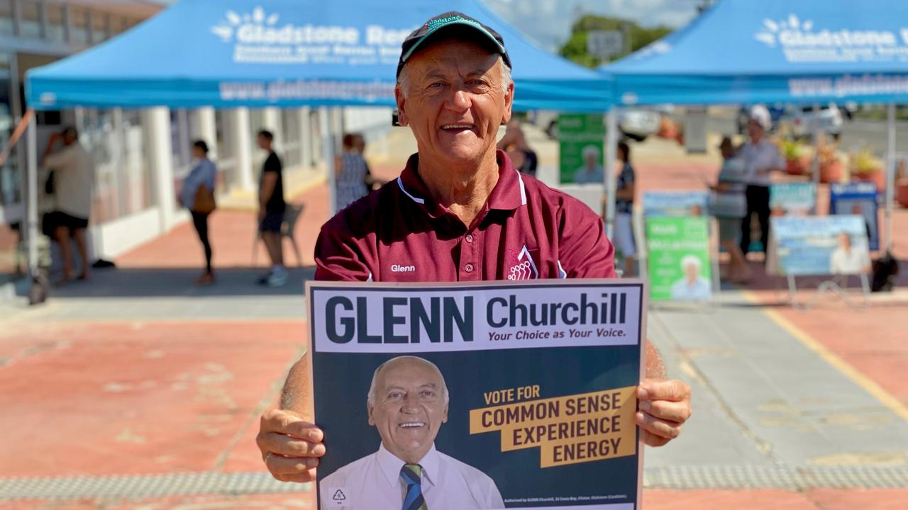 Council candidate Cr Glenn Churchill goes digital as tough new restrictions on campaigning come into affect for the 2020 elections.
