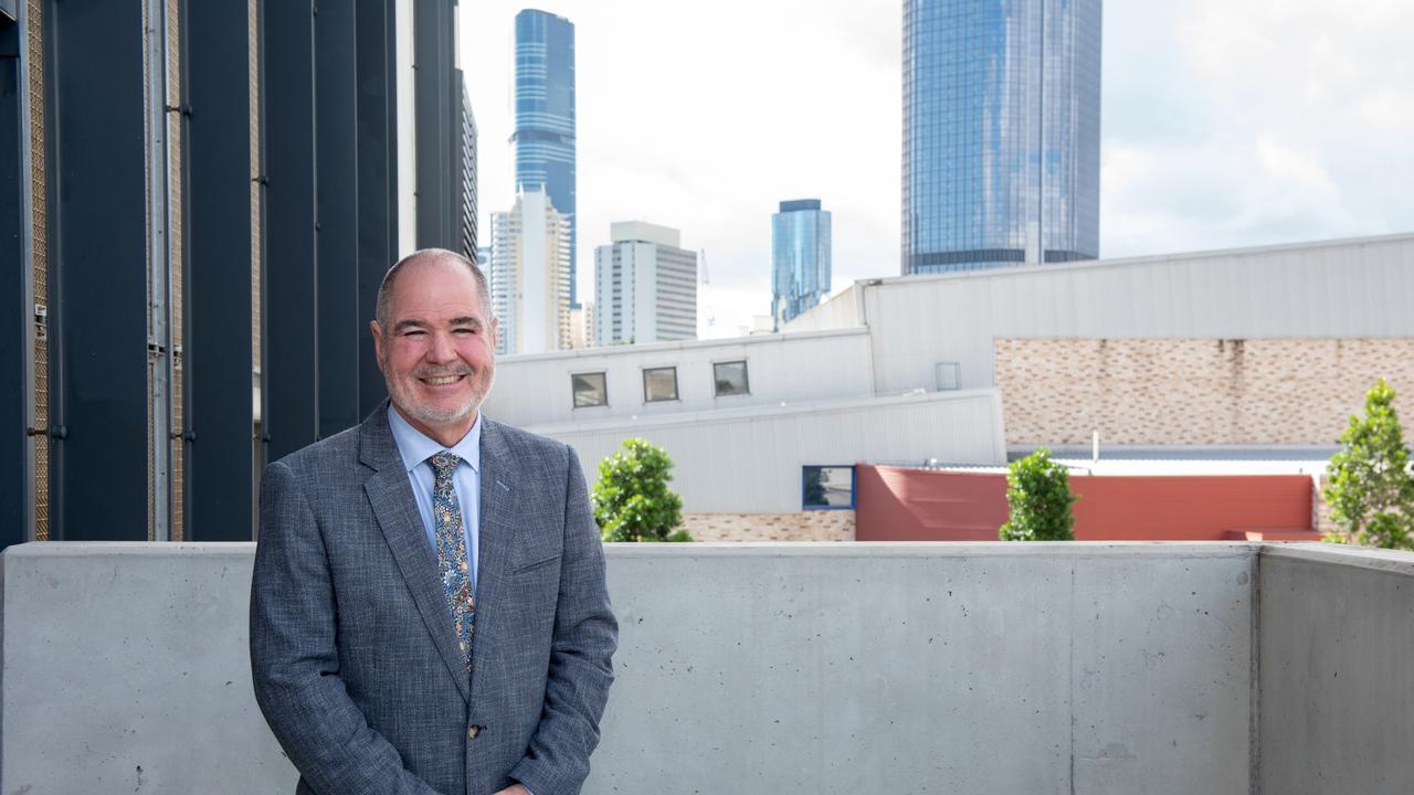QTU President, Kevin Bates. Picture: QTU
