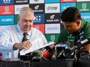 Rabbitohs boss: NRL must 'stop the greed'