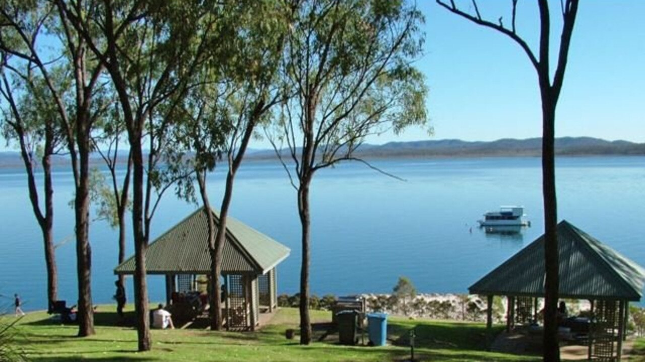Lake Awoonga recreational facilities are closed.