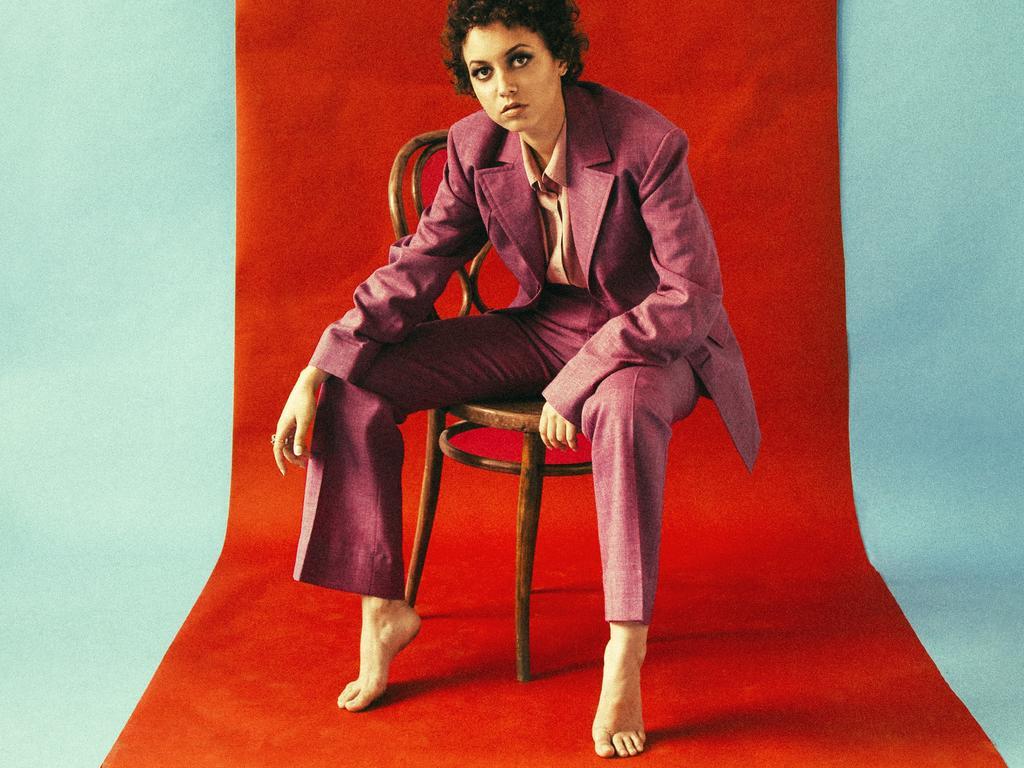 Award-winning singer-songwriter Sahara Beck. Picture: Supplied
