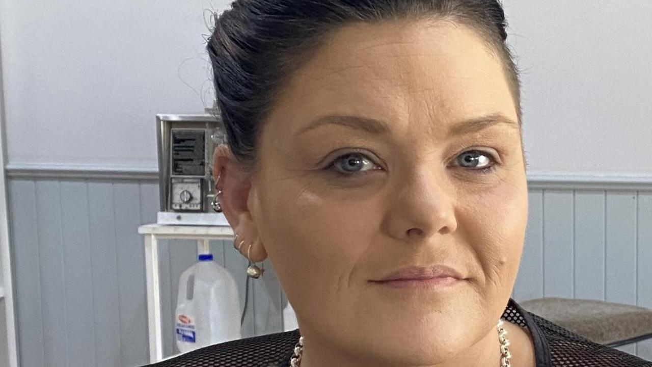 CONFUSION: Fine Lines co-owner Adina McCarthy kept her salon open all night to fit in her clients before restrictions limiting appointments to half an hour came in. Overnight, the Prime Minister lifted the time limit.