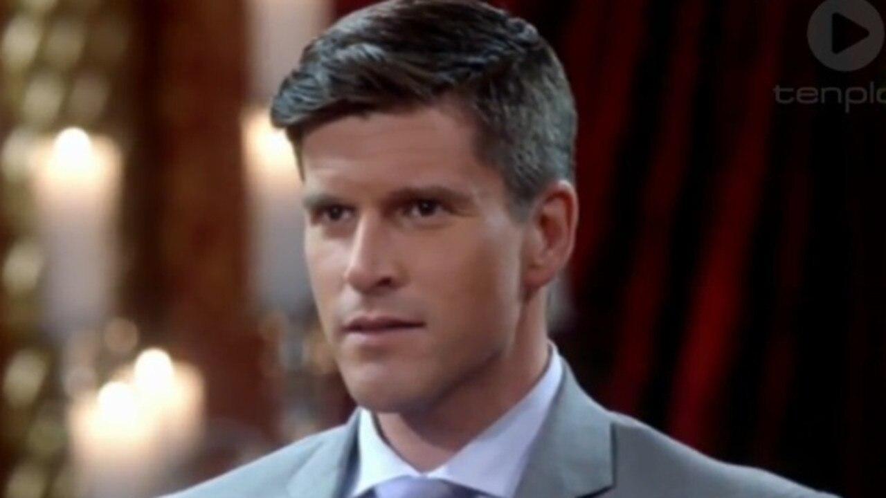 Osher Gunsberg on The Bachelor.