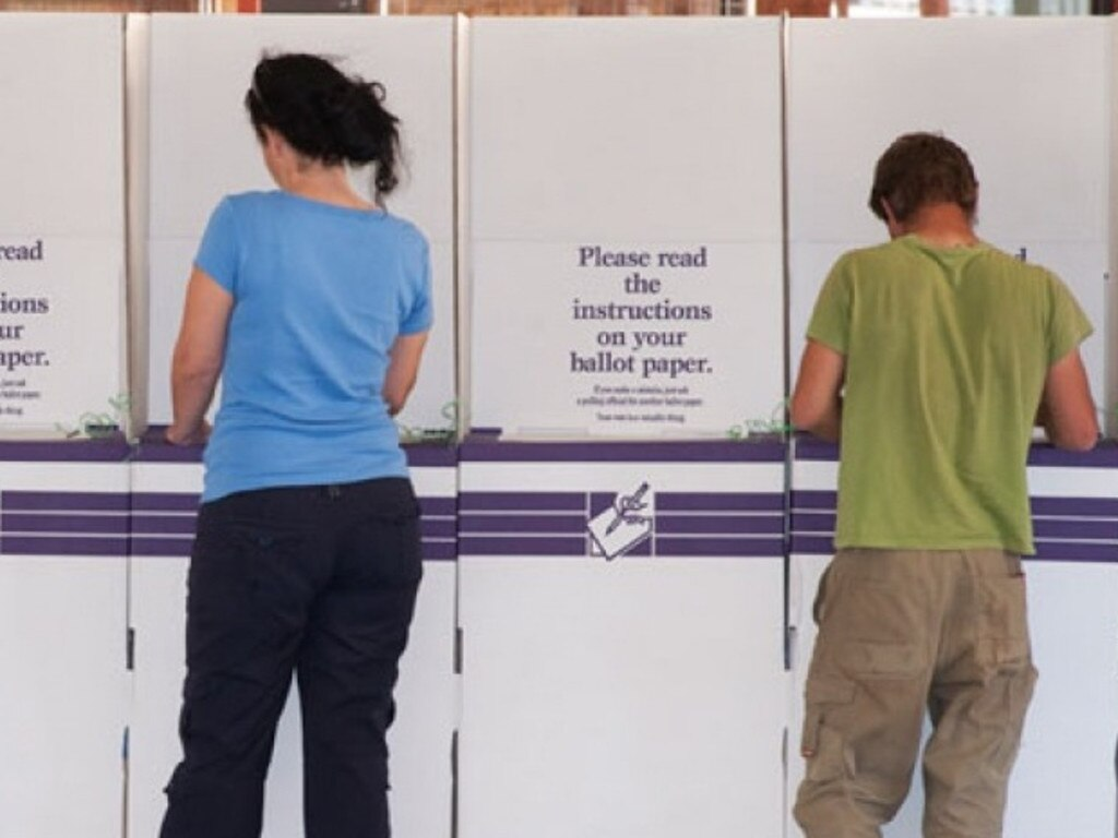The Mackay council election will be held on March 28.