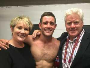 Dalby boy makes history at NRL club