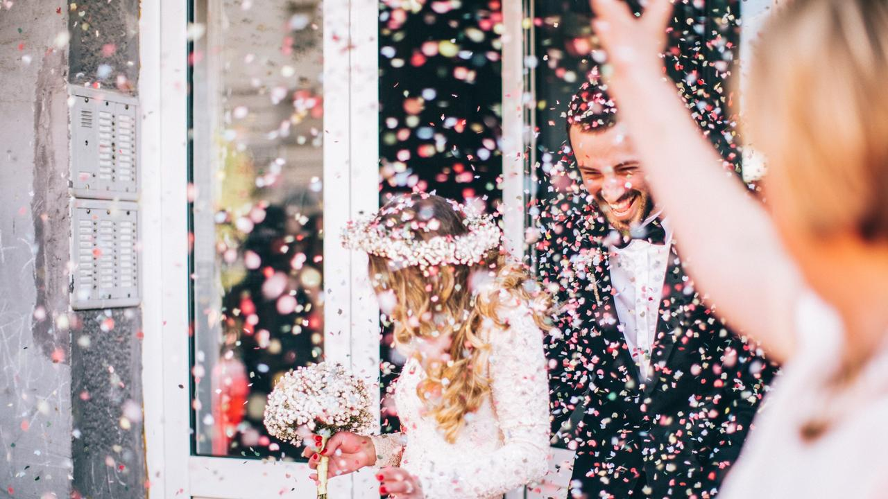 A wedding planner said she 100 per cent backed the Federal Government's five-person cap on weddings, introduced midnight on Wednesday as part of the fight against the coronavirus.