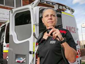 'We're not managing.' Ambos' plea for help