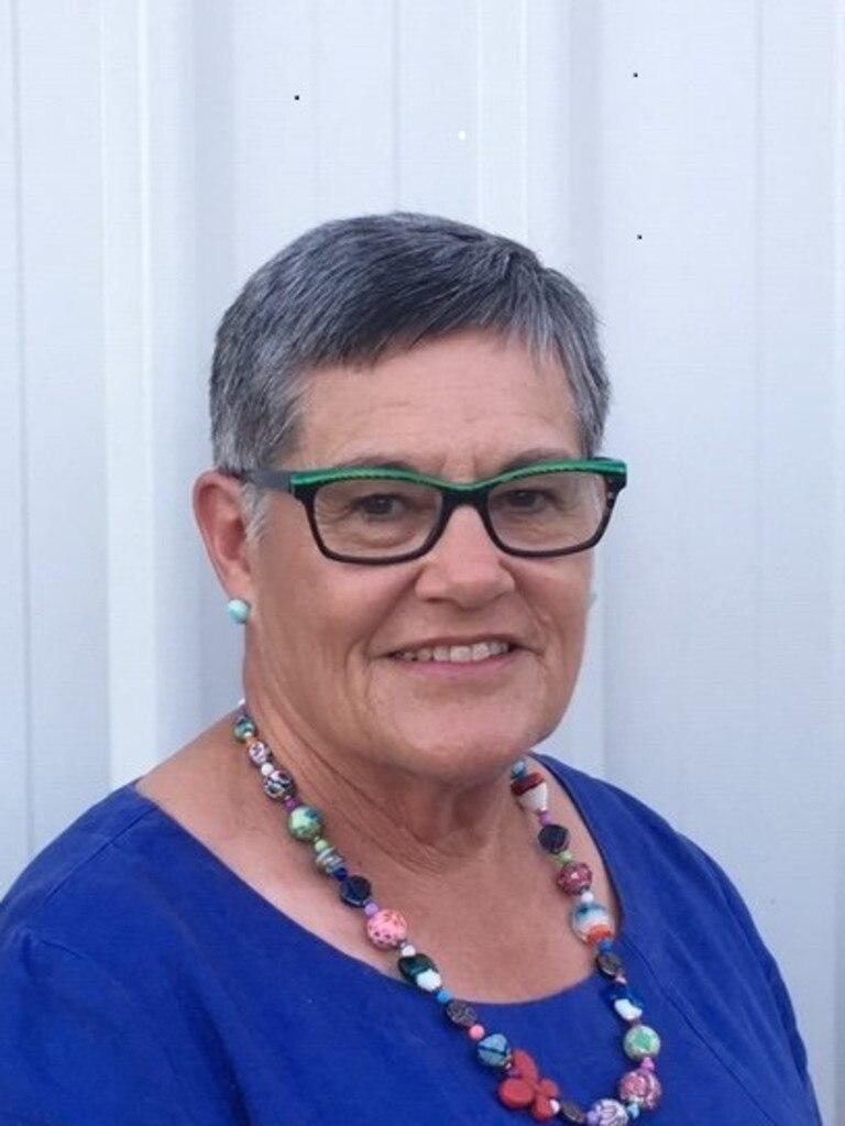 Christine Rolfe.