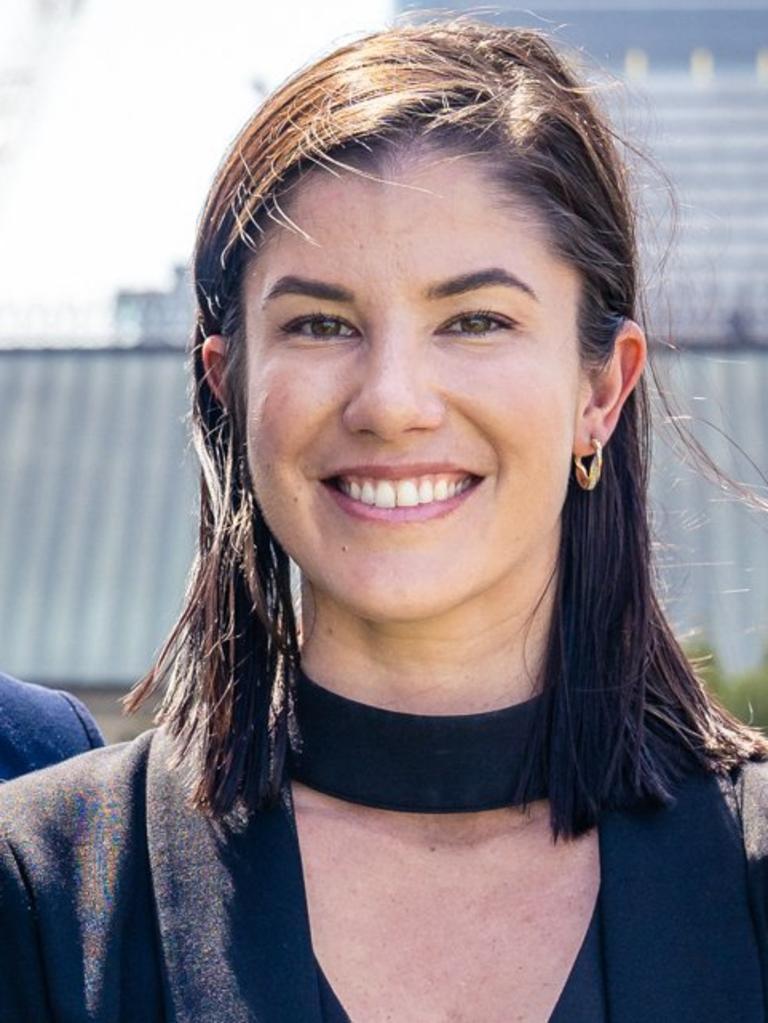 Dominique Gleixner.