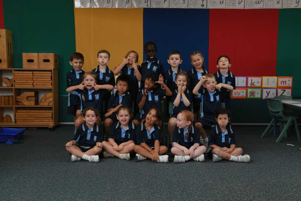 Image for sale: My First Year Ipswich prep silly photos and outtakes. Ipswich Junior Grammar School.