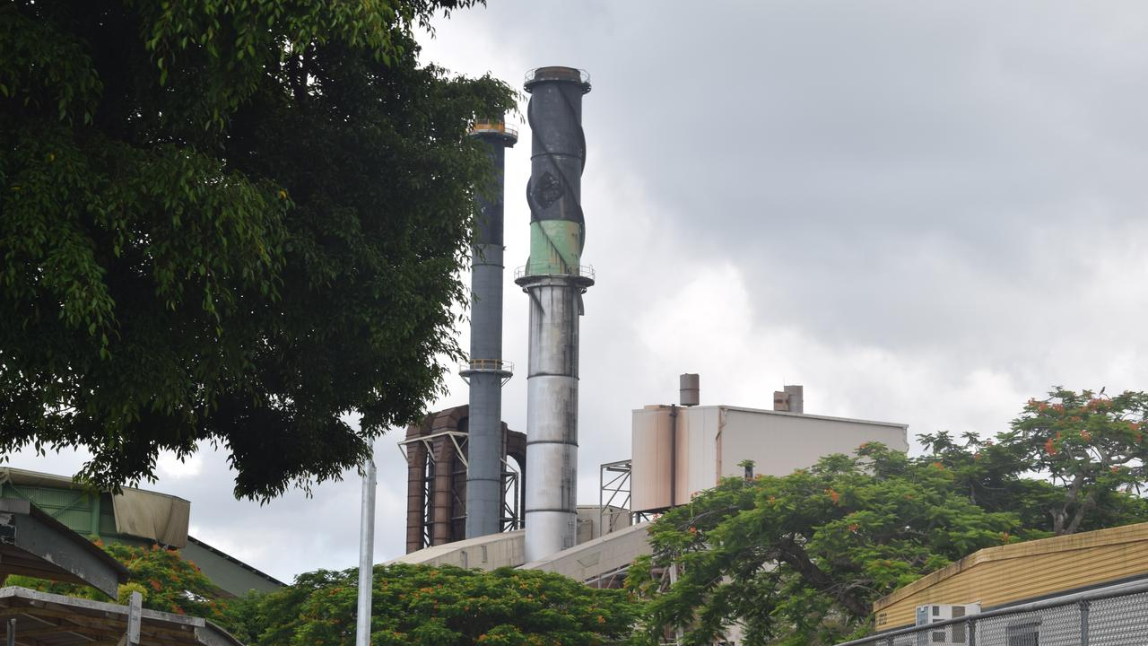 Proserpine Sugar Mill (1) Jan 2020