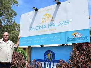 BOLD PLAN: How the Poona caravan park intends to stay open