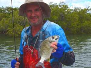Coronavirus worries? No thanks I'm fishing