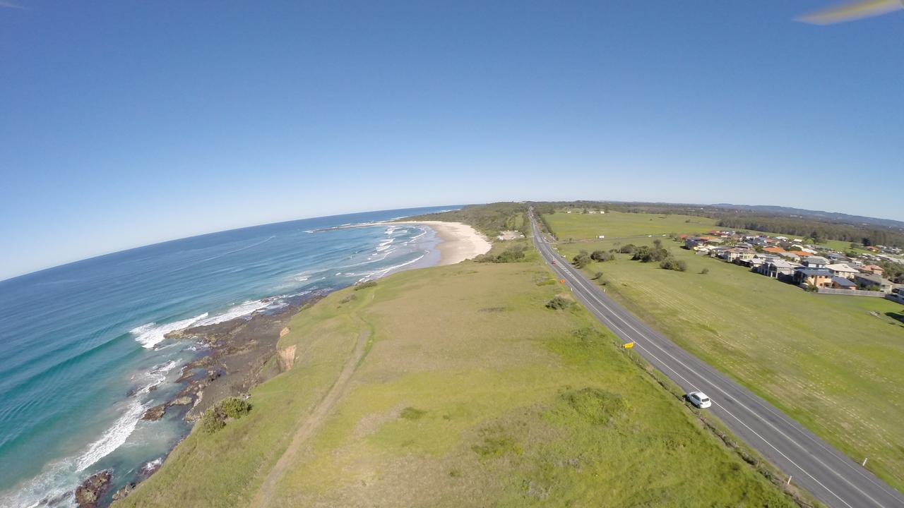 PATH CHANGE: Ballina Shire Council has agreed to a section of the long-awaited Coastal Recreational Walk to be constructed with consolidated gravel instead of sand.