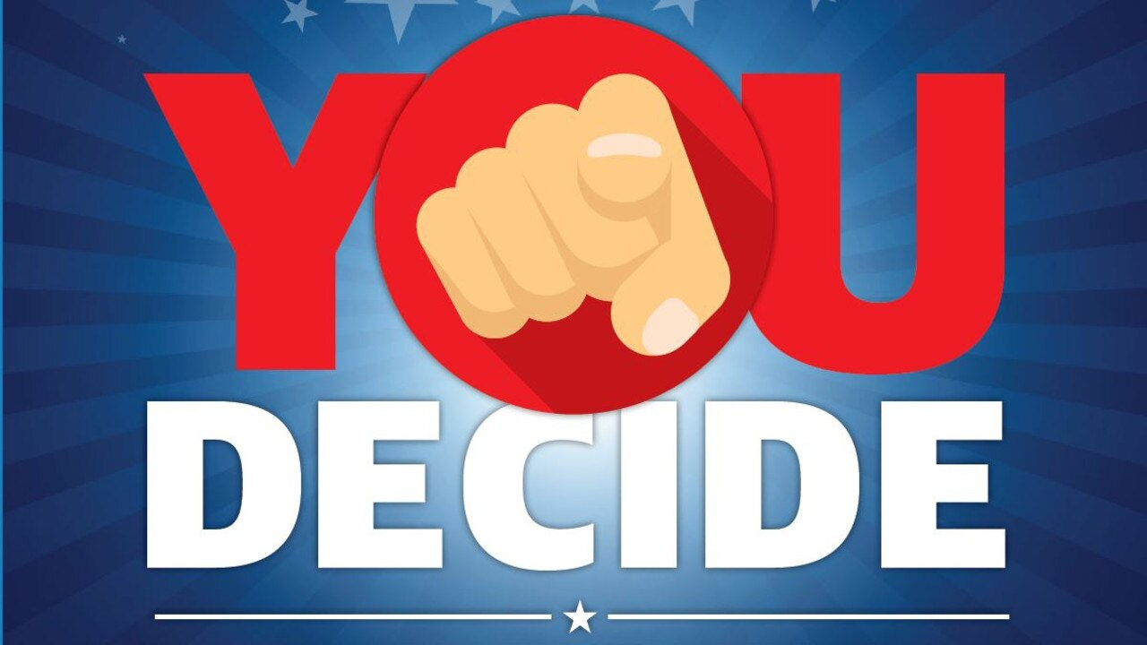You decide on Saturday who will lead Noosa.
