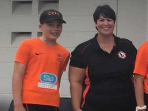Sad day for soccer in Central Queensland