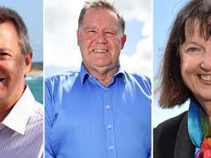Retiring councillors share final fond farewells