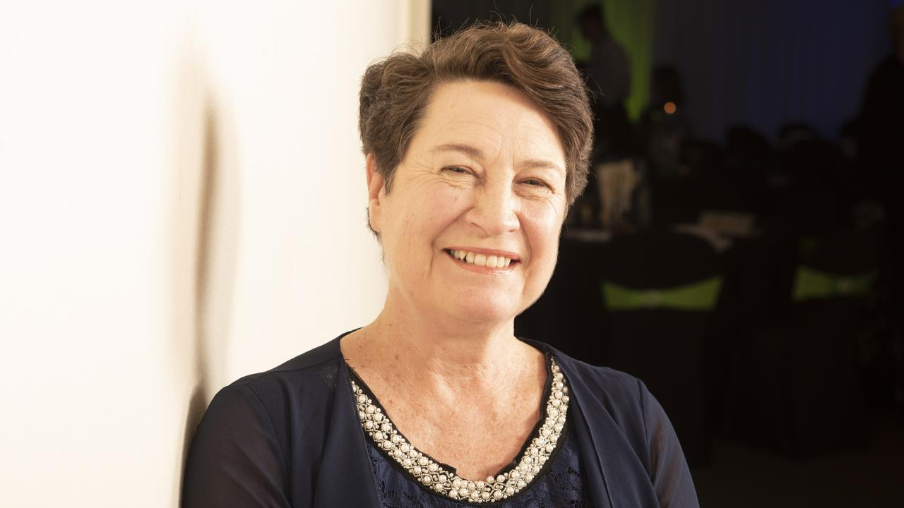 Grafton Chamber of Commerce president Carol Pachos.