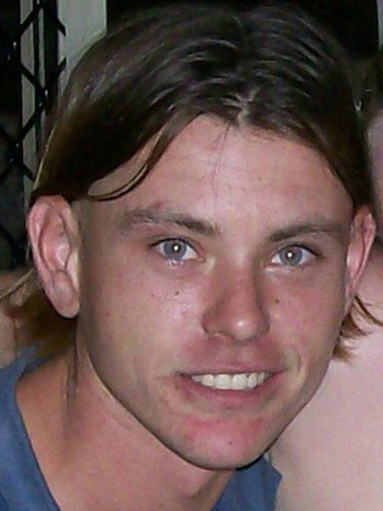 Jay Brogden, 21, vanished in Cannonvale on April 21, 2007.