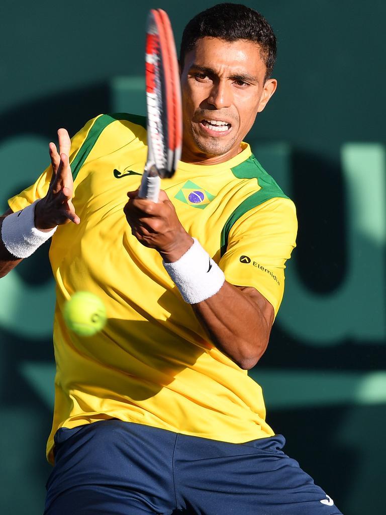 Monteiro has tested positive to the coronavirus.