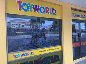 Toyworld sales spike as isolation boredom hits