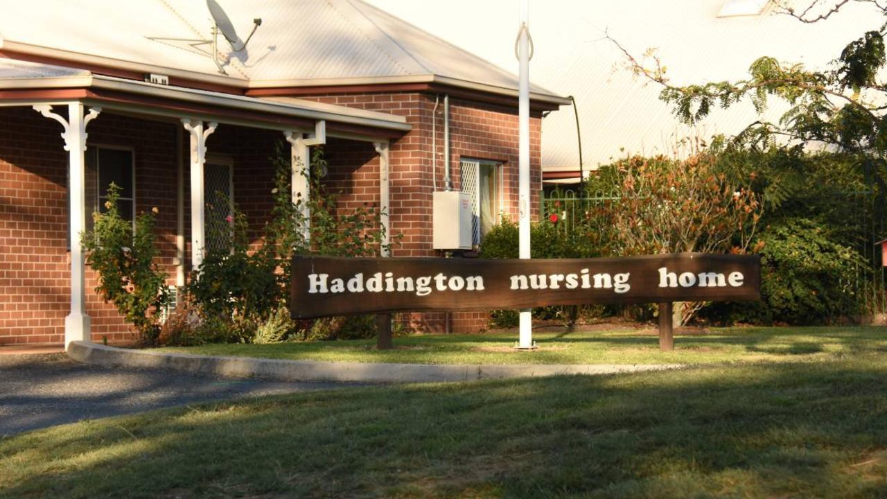 Haddington Nursing Home in Tenterfield