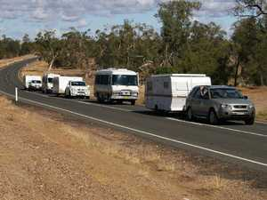 Outback invasion: Grey Nomads told to go home