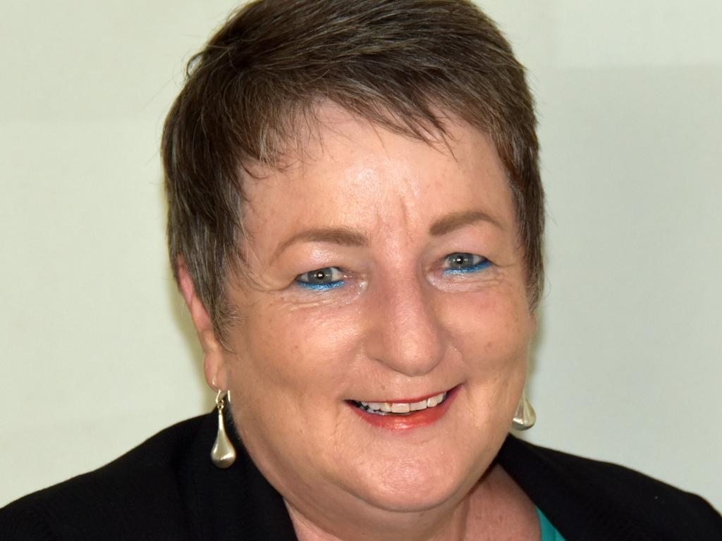 ONCE MORE: Lockyer Valley Regional Councillor Janice Holstein hopes to continue her 20-year career in local government.