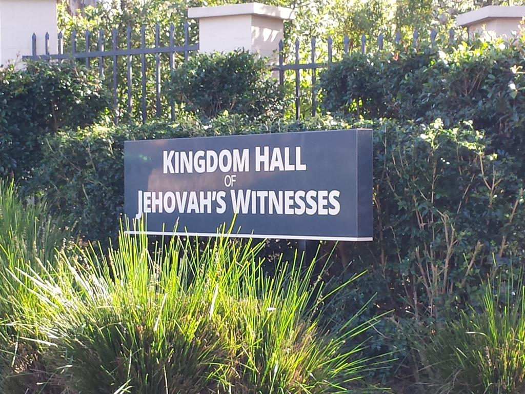 The Jehovah's Witnesses members have revealed the measures they are taking to ensure they spread their message of faith in the current climate.