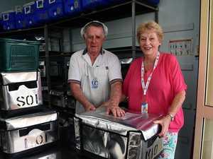 Help Meals on Wheels keep safe while delivering