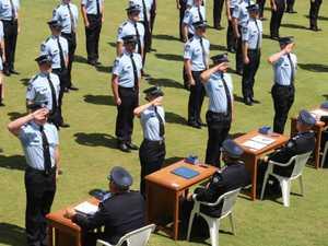 FAST-TRACKED: Police graduates on way to Whitsunday, Bowen