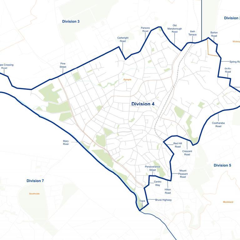 March 2020 Gympie council election Division 4