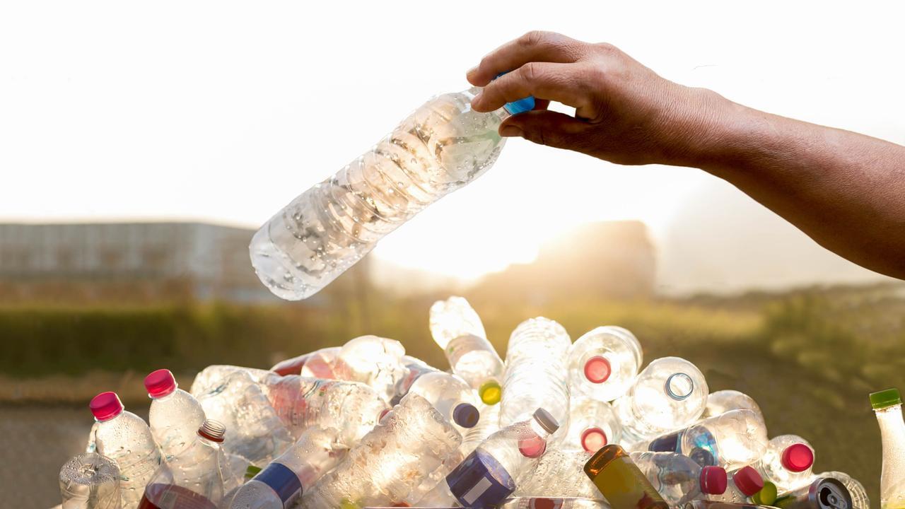 Plastics are becoming a big problem.
