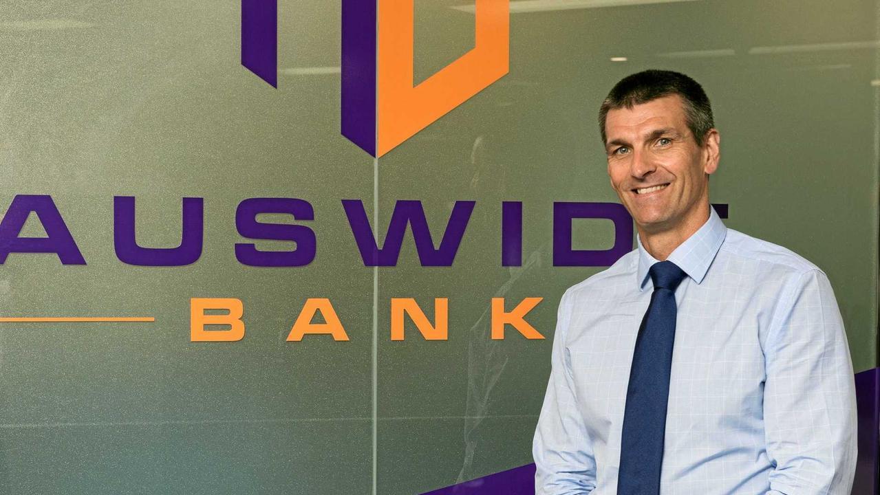 Auswide managing director Martin Barrett.