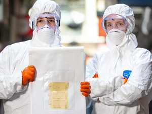 Race to save patients: Ebola drug could treat virus