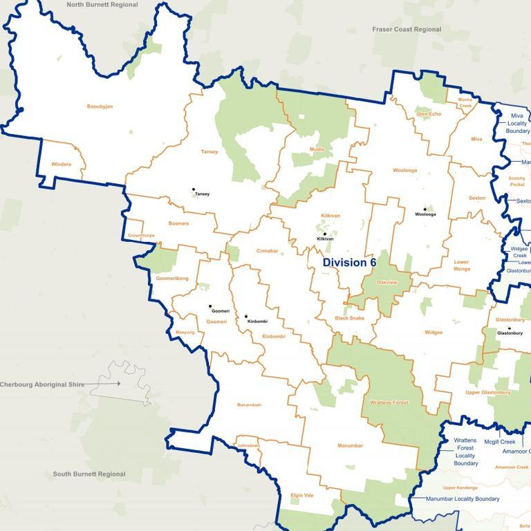 March 2020 Gympie council election Division 6