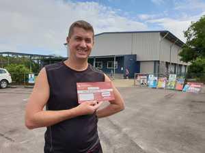 VOTES CAST: Coolum resident and banker Mark Gielis