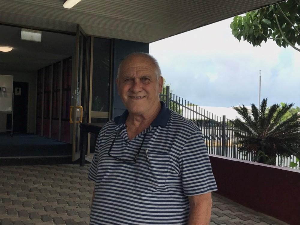 Mario Visco at North Mackay