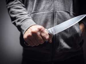 Person suffers abdominal wound after alleged stabbing