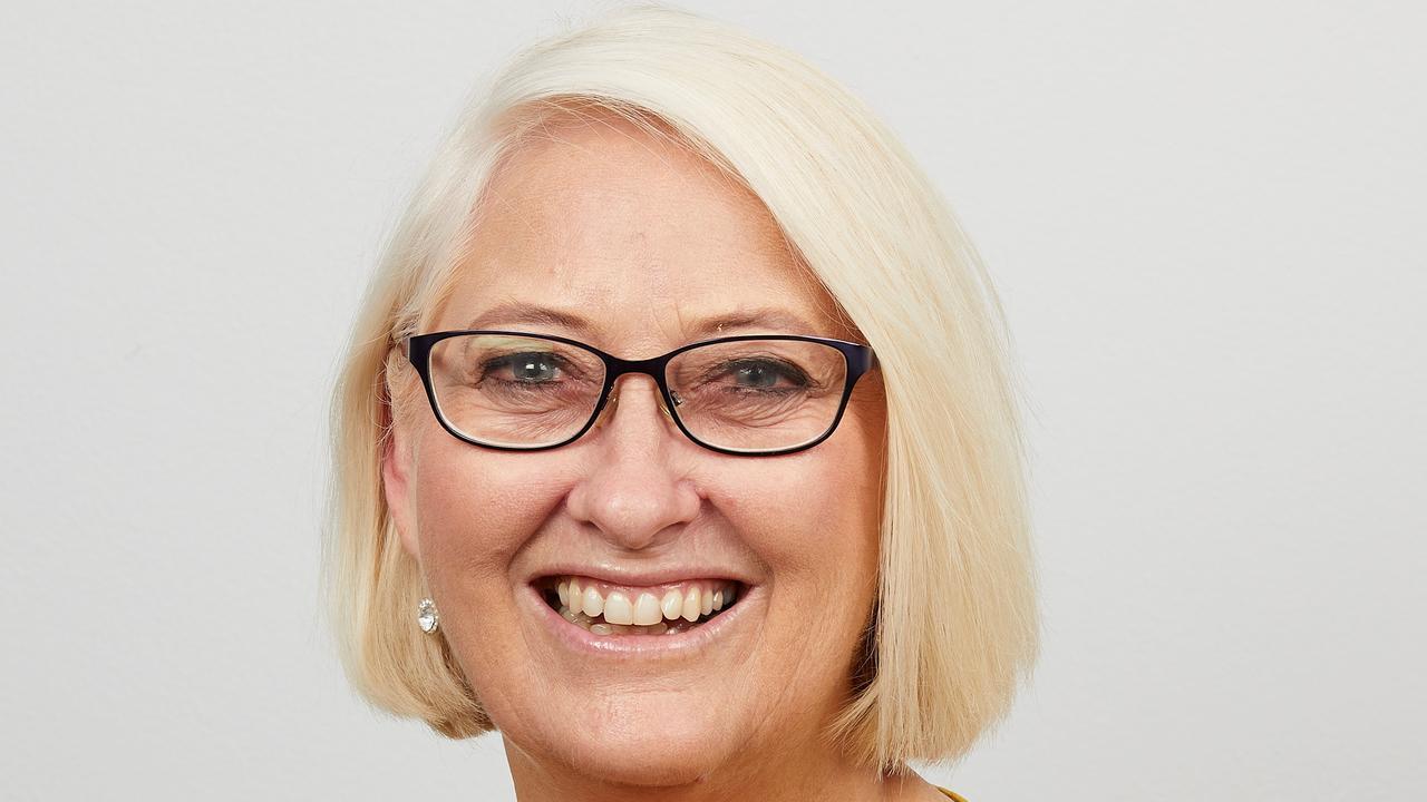 Councillor Kaye Mcguire.