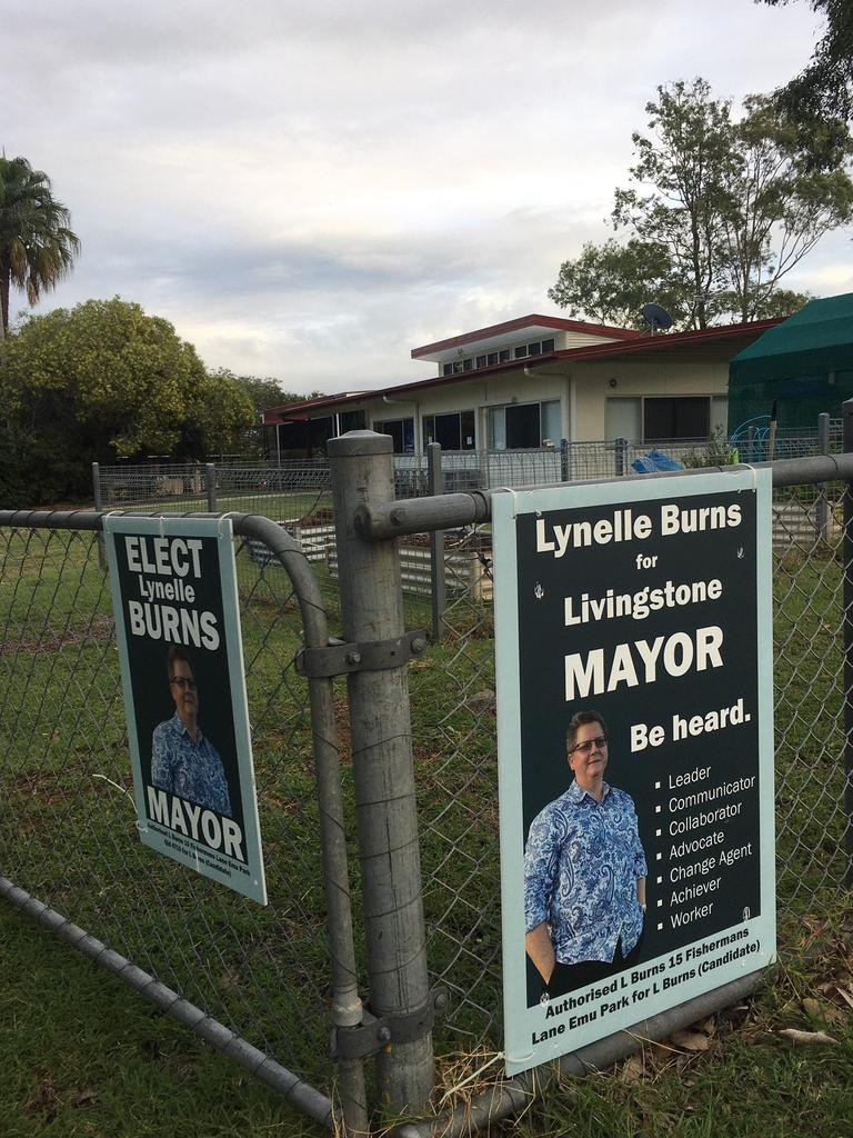 Livingstone Shire Council election candidate Lynelle Burns