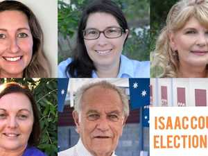 ISAAC ELECTION: Votes finally updated for division two