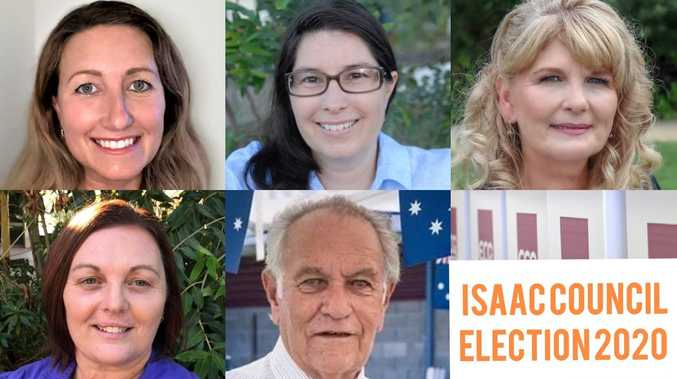 ISAAC ELECTION: COVID-19, voting and who's already won