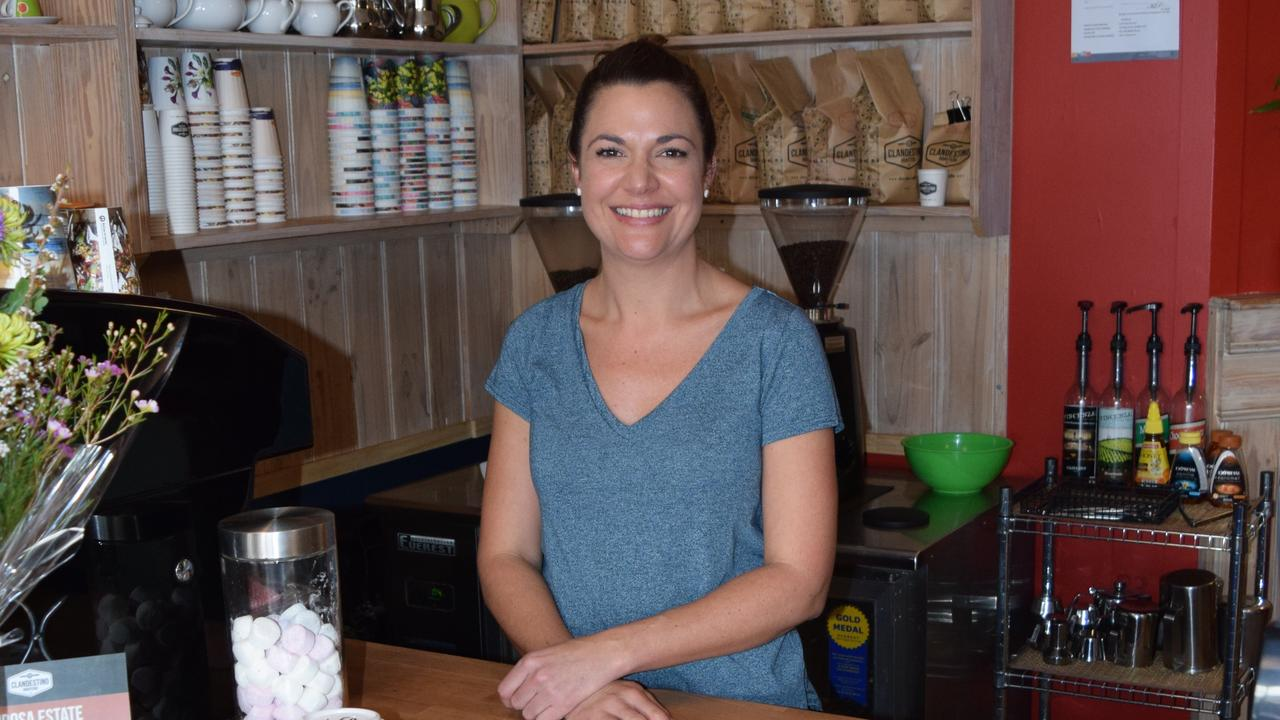 Camille Nash and the team at Craft Punk Espresso have said goodbye for now.