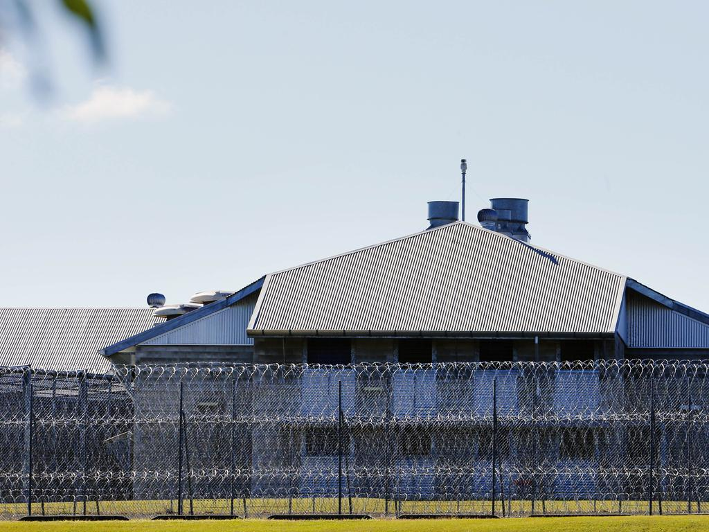 Queensland's Woodford Prison
