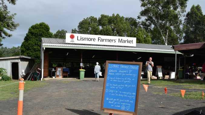 """Community spirit"" keeps farmers market alive"