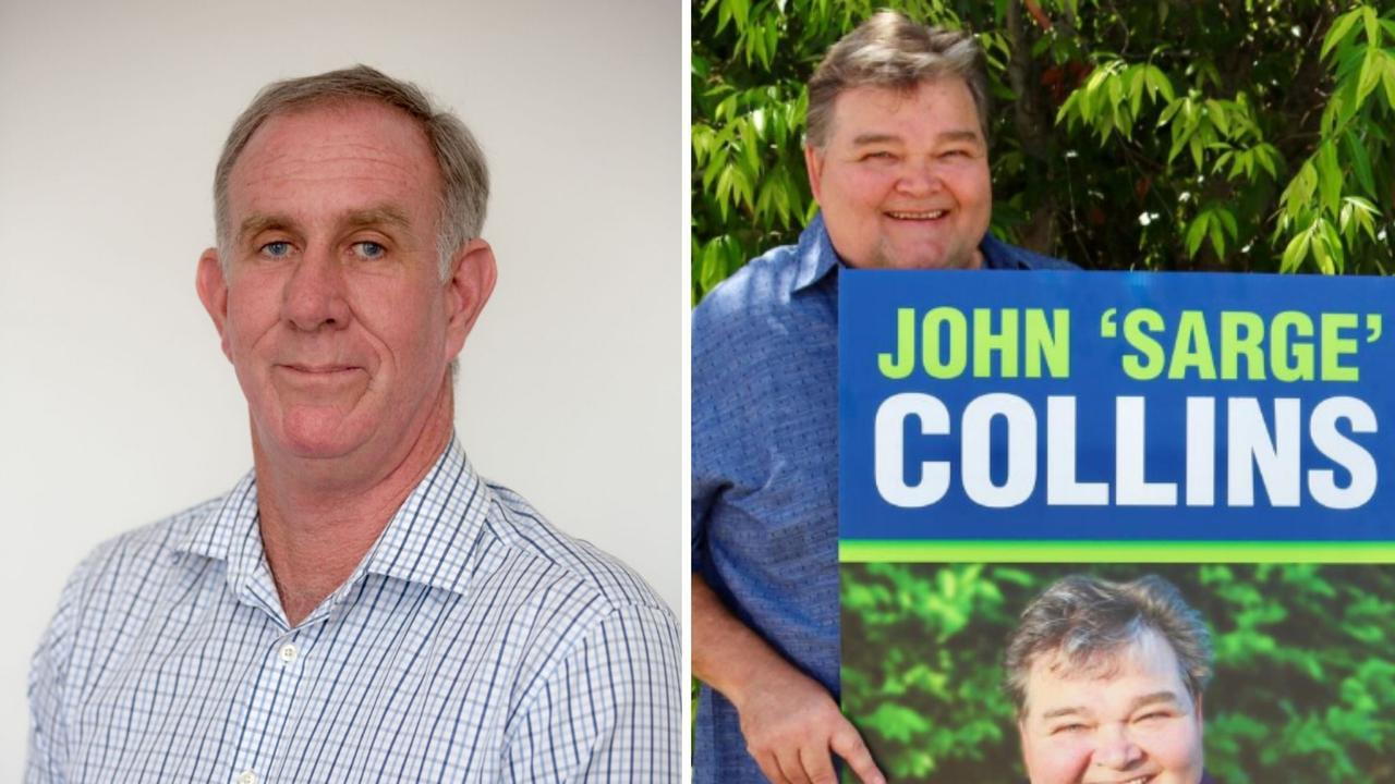Brian Skead and John Collins are running for the Division 3 seat.